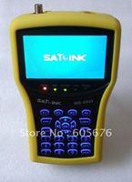 6932 DHL free shipping Satlink Satellite Finder WS-6932 HD Spectrum Analyzer DVB-S/S2 WS 6932 digital satellite finder