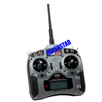 DX6i Transmitter with AR6100E receiver RC Full Range 2.4GHz 6ch 6-channel Remote Control Mode1 Mode2   dx7 dx8 AR6200