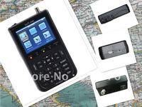 DHL Free shipping Satlink WS-6918P HIQ 8PSK DVB-S & DVB-S2 hd satellite finder meter