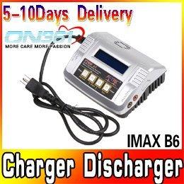 Wholesale IMAX B6 Balance Charger Discharger For LiPo/LiFe/Lion/NiMH/NiCD/Pb AC/DC Battery 3pcs/lot