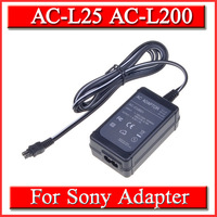 8.4V 1.7A AC Power Adapter charger For Sony AC-L25A L25B L25C L200 HDR-CX100 Free Shipping