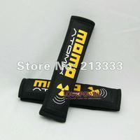MOMO ATOMIK  Seat Belt Shoulder Harness Pads - black 04