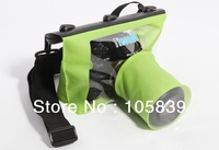 New Arrivel SLR Camera Focusing Diving bag Waterproof bag, TPU Waterproof case free shipping