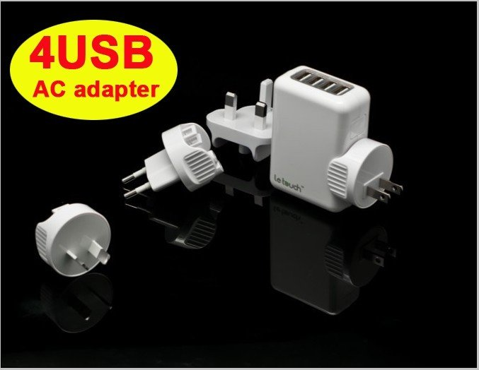 USB home charger for tablet pc, camera, cellphone, GPS, HTC(China (Mainland))