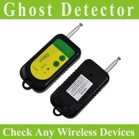Free Shipping Ghost Detector/RF Hidden Camera Detector adopts wireless RF detection Hight quality