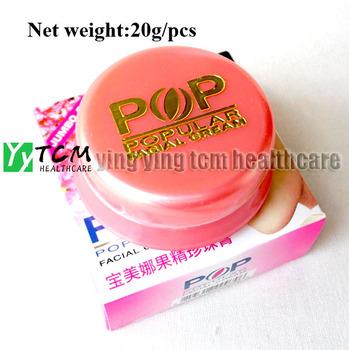 12 pcs/lot Hot wholesale POP Popular Facial Cream whitening cream 20g pearl cream Concealer