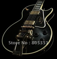 best Musical Instruments Custom Shop '57 VOS yellow Star Black classic electric Guitar@rt