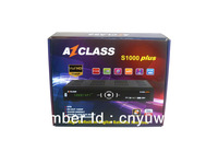 AZCLASS S1000 Plus free IKS nagra 3 decoders for chile