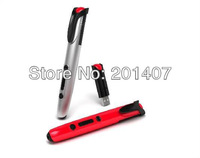 50pcs/lots  New  Wireless 2.4GHz Laser Presenter Laser Pointer, 15m RC Rabge, No Drivers Needed