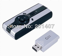 Brand  New designs Windows XP,Windows Vista or Windows 7,USB port Wireless Presenter