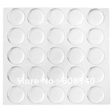 1″ Circle Epoxy Stickers For Bottle Cap Pendants