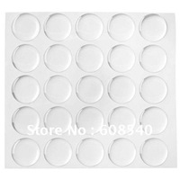 "100pcs 1"" Circle Epoxy Stickers For Bottle Cap Pendants"