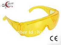 Freeshipping  CE EN 166 PC Safety  Glasses  CJ-1