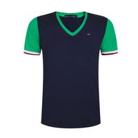Free Shipping Brand New Cotton Classic Men's t- Short Sleeve Shirts  T-Shirts Fashion Shirt Tees Tops SIZE M-XX