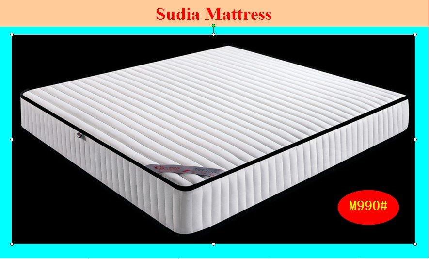 Reasonable price five star spring foam hotel mattress M990