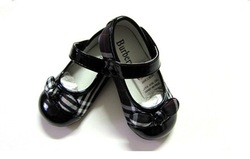 Wholesale children fashion branded shoes cute style striped printed girl's flat shoe Free shipping(China (Mainland))