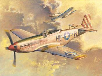 Trumpeter 1/32 02275 P-51D Mustang