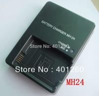 camera battery charger for nikon  EN-EL14 ENEL14 MH24 MH-24 P7000 D3100 D5100