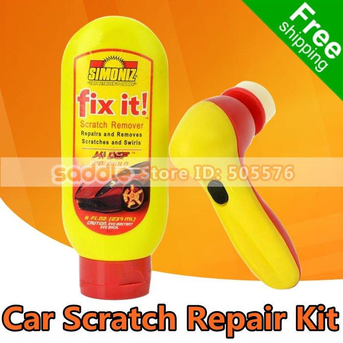 Scratch Fixer For Cars Car Scratch Repair Kit