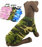 Large Dog Camo T-shirt,large dog clothes