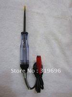 2PCS DC 6V-24V Electric Testing Pen Blue Handle Car Electricity Test Pen Auto Repair Tool Wholesale&Retail Free Shipping