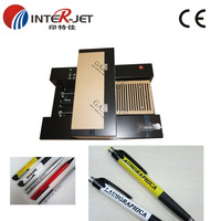 Ball Pen pirnting Digital A4 size flatbed printer , Fedex IE free shipping