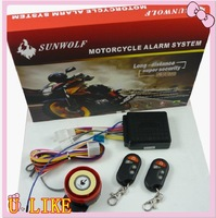 free shipment BY DHL  New Motorcycle Security Alarm Anti-theft System motorcycle security products