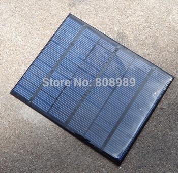 HOT Sale! 3.5W 18V Polycrystalline Solar Cells Solar Panels Solar Module For Charging 12V Battery DIY Solar System Free shipping
