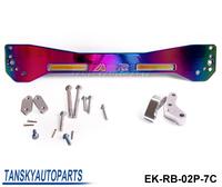 Tansky - ASR REAR SUBFRAME BRACE/ ASR subframe reinforcement brace EK-RB-02P(7C) for 96-00 HONDA CIVIC - NEO-Chromium plating