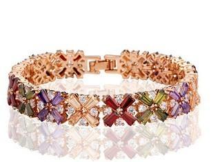 Free Shipping - wholesale bracelet  The * * * * AAA zircon perfect Bracelet