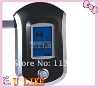 5 pcs Prefessional Digital Breath Alcohol Tester Breathalyser lcd display breath alcohol tester