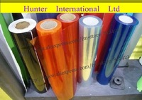 Best Selling 30x1000cm A roll  Car HeadLight Taillight  Vinyl Film Sheets for Many Colors  Free Shipping