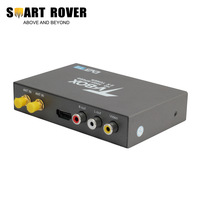 FREE Shipping!! 40KM/H Speed Maximum High Speed H.264 MPEG4 Mobile Digital Car DVB-T2 TV tuner