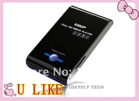 Free shipment by DHL 2.5'' SATA HDD HDMI 1080P Full HD Media Player With Supporting SD Card