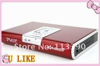 Free shipment Full HD 1080P Media Player, Mini Media Player Support SD, SDHC, MMC Cards HDMI