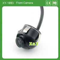 18mm mini size 360 degree Rotation Universal camera for car front/side down/side front view (with normal image,not mirror image)