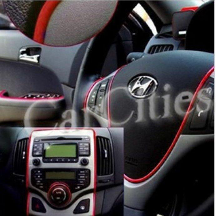 Car sticker new arrival diy auto car interior exterior for Automobile decoration accessories