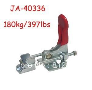 40336 180Kg 397 Lbs U Shaped Bar Red Handle Push Pull Type Toggle Clamp(China (Mainland))