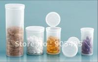 19DR= 80ml  Hinged-lid pop top container,Pop Up vials (2800pcs/lot) Door to door free shipping,Factory Supply discount!