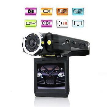 free shipping!!! new Full HD 1080P Car DVR Camera Recording 8 LED Infrared Night Vision 901745-CAR-00003