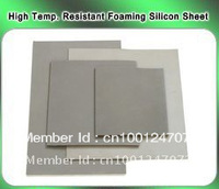 high temperature resistant foaming silicon sheet 38*38cm,0.8cm thickness