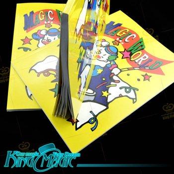 Magic Coloring Book Regular Size Magic Tricks Toys-King Magic Wholesale Free Shipping