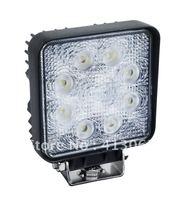LED Utility Light _24 Watt, 12&24 Volt DC, 1600 Lumens ; Heavy-Duty Led Worklight 24 Watt