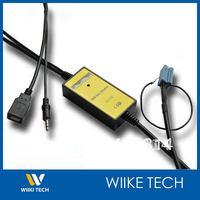 Free Shipping For YT-AD 06 Digital Music CD Changer, Car transmitter (DMC) for 1999-2005 Audi A3 A4 A6 TT etc