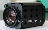 "Zoom Camera Module  ,27X  optical zoom,1/3"" Sony Exview CCD, Effio DSP,700TVL ,digital tracking fast auto focus"