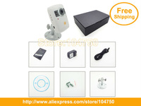 China Post Free Shipping WCDMA 3G remote security camera with 2 way video call and alarm system/monitor camera 3G-B1