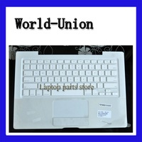 Popular production!!! For Macbook A1181 topcawe with US Keyboard & trackpad 965 2008 Year model,Brand New & high quality!