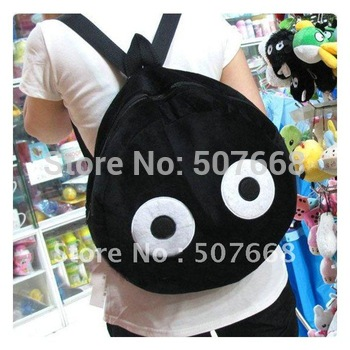 "30pcs/lot 13"" Totoro Plush Backpack, Children School Backpack Bags,Stuffed Plush Doll Toy Bags,School Bag"