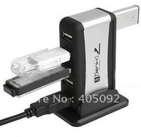USB 2.0   7Port  High-Speed   HUB Powered + AC Adapter Cable
