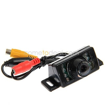 2.4G Wireless Rearview Camera for Car GPS + Waterproof + InfraRed + Nightvision